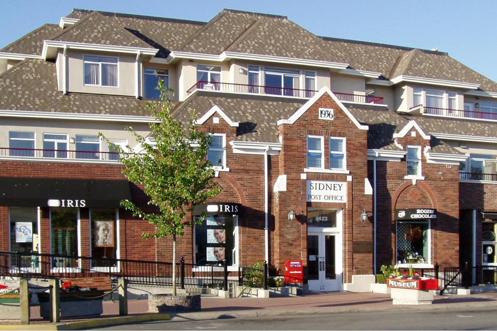 Sidney BC commercial properties for sale